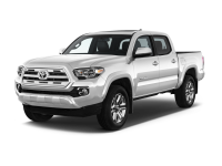 2017 Toyota Tacoma LIMITED Crew Cab Pickup