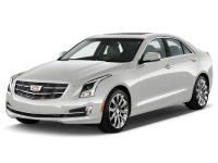 2018 Cadillac ATS Luxury AWD