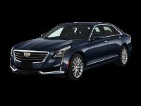 New 2018 Cadillac CT6 Luxury AWD