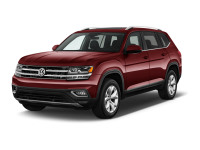 2018 Volkswagen Atlas S 4Motion
