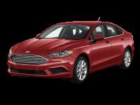2017 Ford Fusion Ttafwd