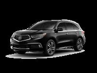 2017 Acura MDX SPORT HYBRID SH-AWD W/ADVANCE PKG