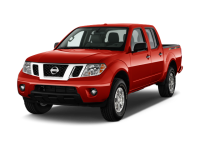2017 Nissan Frontier Crew Cab 4x2 Desert Runner Auto