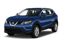 2017 Nissan Rogue Sport AWD SV