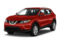 2017 Nissan Rogue Sport SV w. All Weather Package