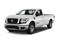 2017 Nissan Titan 4x2 Single Cab SV