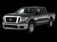 2017 Nissan Titan 4x2 Crew Cab SV