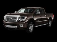 2017 Nissan Titan XD 4x2 Diesel Crew Cab Platinum Reserv