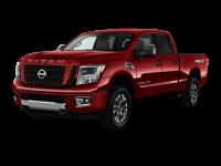 2017 Nissan Titan XD 4x4 Diesel Crew Cab PRO-4X