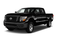 2017 Nissan Titan XD 4x2 Diesel Crew Cab S