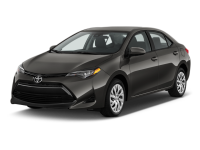 2017 Toyota Corolla LE PREVIOUS DAILY RENTAL