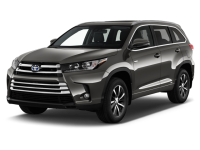 2018 Toyota Highlander Hybrid Hybrid XLE