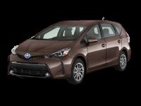 2017 Toyota Prius v Five Station Wagon