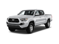 2017 Toyota Tacoma SR5 V6 4x2 Double Cab 127.4 in. WB