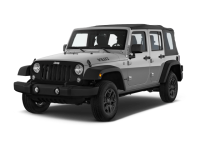 2018 Jeep Wrangler Unlimited Willys Wheeler 4x4