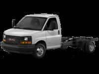 2020 GMC Savana Cutaway Work Van