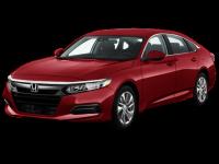2018 Honda Accord LX CVT