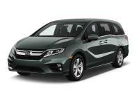 2018 Honda Odyssey EX-L w/Navigation and Rear Entertainment System