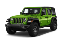 2018 Jeep Wrangler Unlimited Rubicon 4X4