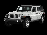 2018 Jeep Wrangler Unlimited Unlimited Sahara
