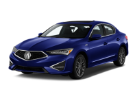 2020 Acura ILX with Premium and A-Spec Package