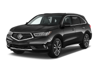 2019 Acura MDX with Advance and Entertainment Packages
