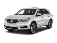 2019 Acura MDX with Technology and Entertainment Packages