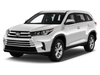 2019 Toyota Highlander LE PREVIOUS DAILY RENTAL