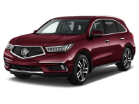2017 Acura MDX SH-AWD with Advance and Entertainment Packages
