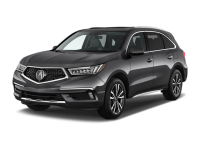 2020 Acura MDX SH-AWD with Advance and Entertainment Packages