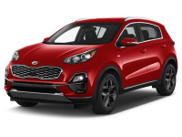 2020 Kia Sportage S Sunroof Package
