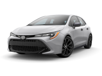 2020 Toyota Corolla Hatchback NIGHTSHADE