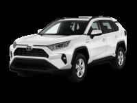 2020 Toyota RAV4 Hybrid Hybrid XLE