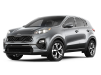 2021 Kia Sportage LX All-wheel Drive