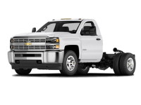 2017 Chevrolet Silverado 3500HD CC LT Fleet