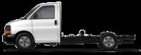 2017 GMC Savana Cutaway Base Cutaway