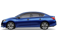 2016 Nissan Sentra 4dr Sdn I4 CVT SL