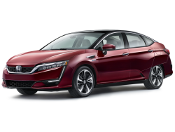 2019 Clarity Fuel Cell