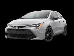 2020 Corolla Hatchback