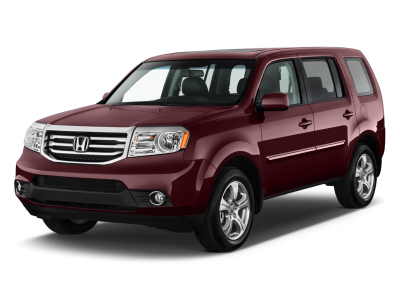 2015 Honda Pilot EX-L w/Rear Entertainment System