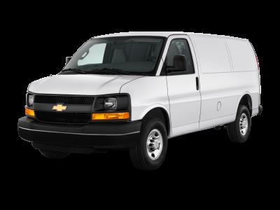 2017 Chevrolet Express Cargo Work Van Cargo