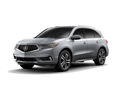 New 2017 Acura Mdx Sport Hybrid Sh Awd With Advance Package In