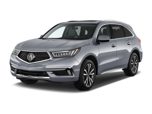 Acura Van Nuys >> New 2019 Acura Mdx With Advance Package