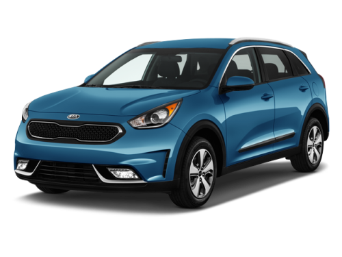 New 2019 Kia Niro Lx Front Wheel Drive Sport Utility In Auburn Hills