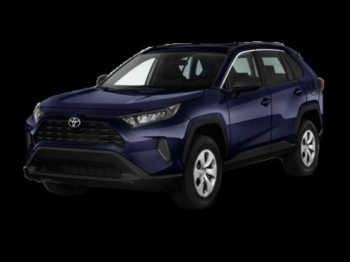 New 2019 Toyota Rav4 Le In Virginia Mn Iron Trail Toyota