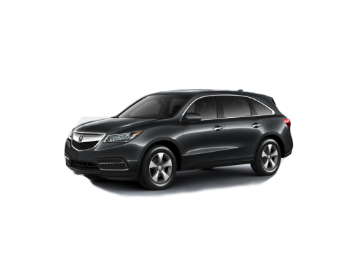 Used Acura MDX L Advance Pkg WEntertainment Pkg SHAWD In - Acura lease deals ma