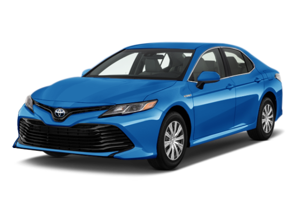 New 2019 Toyota Camry Hybrid LE 4D Sedan FWD
