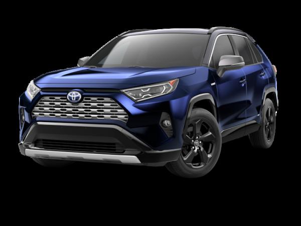 2019 Toyota Rav4 Hybrid For Sale In Fort Wayne In Evans Toyota
