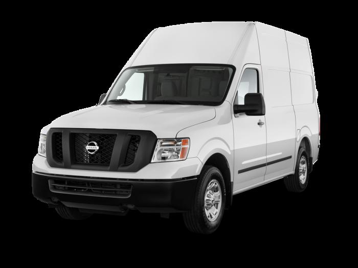 2017 Nissan NV Cargo SV