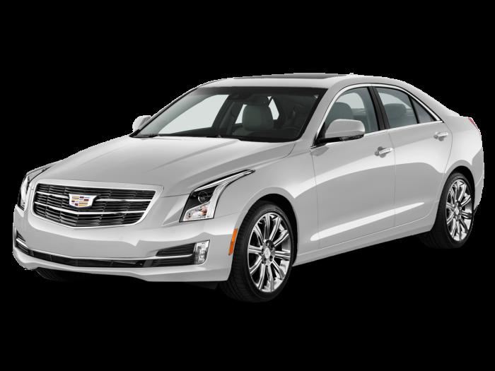 2017 Cadillac ATS Luxury AWD
